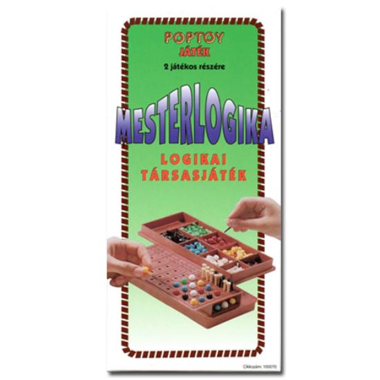 Mesterlogika - társasjáték