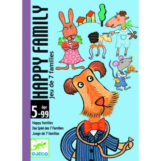 Happy family - Kártyajáték