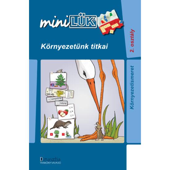 Mini LÜK füzet - Környezetünk titkai - 2. osztály