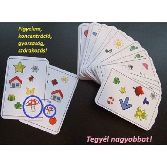 Tegyél nagyobbat! - kártya