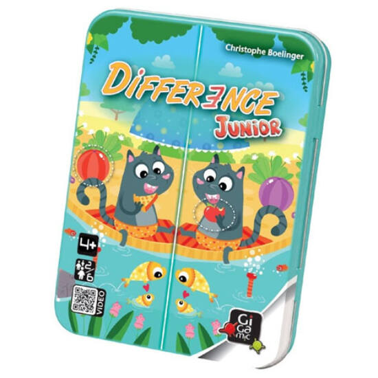Diffrence - Junior