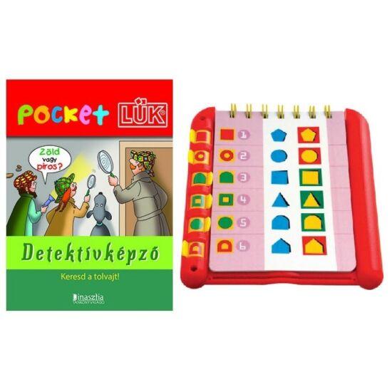 Pocket LÜK - A Detektívképzõ