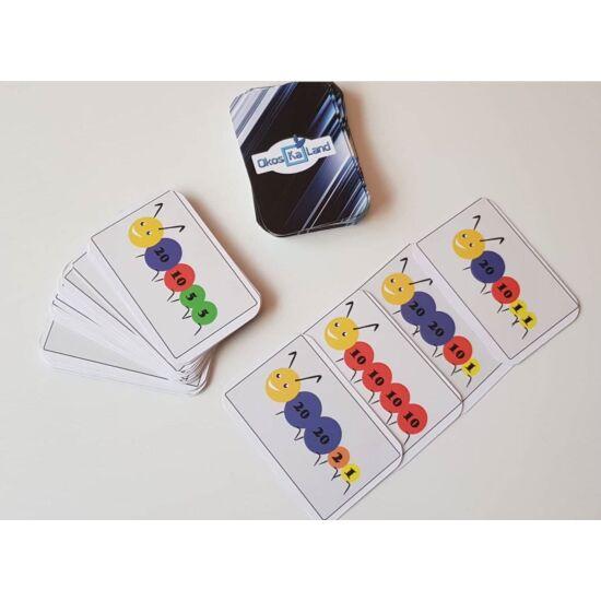 Hány éves a százlábú - kártya