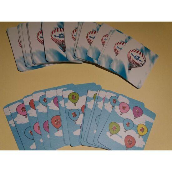 Színes számok - kártyajáték
