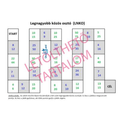 LNKO - Társasjáték