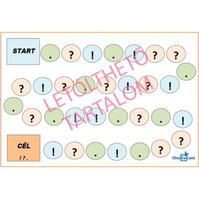 Mondatfajták- Letölthető társasjáték