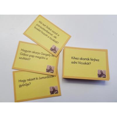 Tanulókártya - Egri csillagok