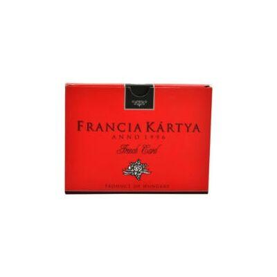 Franciakártya (dobozos)