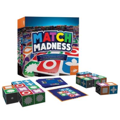 Match Madness - társasjáték