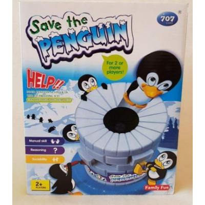 Mentsd meg a pingvint! - Társajáték