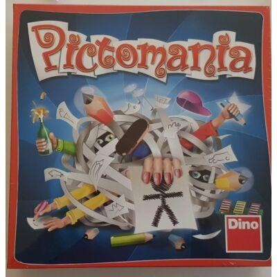Pictománia - Társasjáték