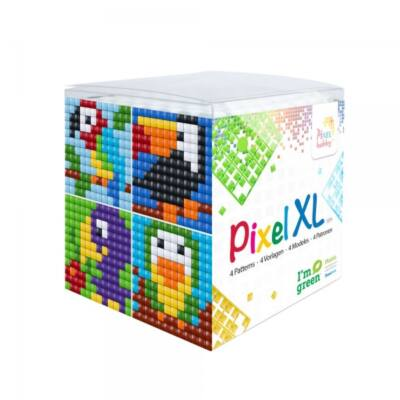 Pixel XL szett - madarak