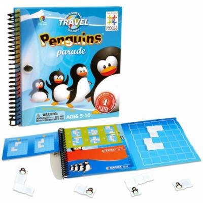 Magnetic Travel: Pingvin Parádé