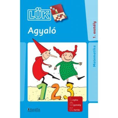 24-es LÜK füzetek - Agyaló 1. osztály matematika