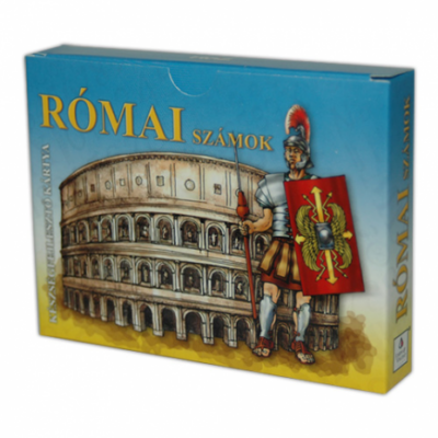Római számok - Kártyajáték