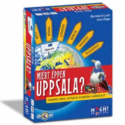 Miért éppen Uppsala?