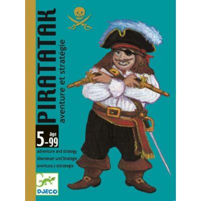 Piratatak - Kártyjáték