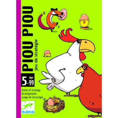 Piou Piou - Kártyajáték