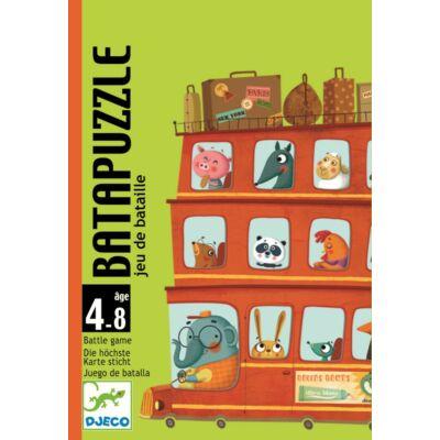 BataPuzzle - Kártya puzzle