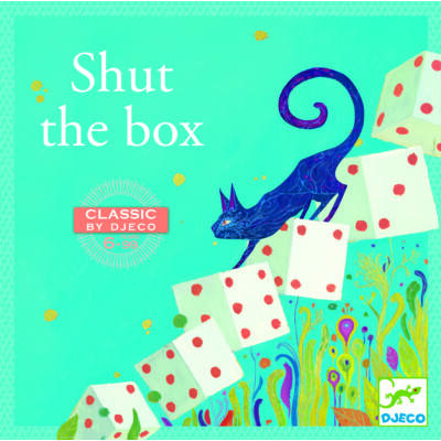 Shut the box - Társasjáték