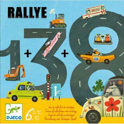 Rallye - Társasjáték
