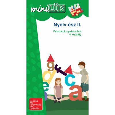 Mini LÜK füzet - Nyelv-ész II.