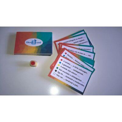 Egy szóval - kártyajáték