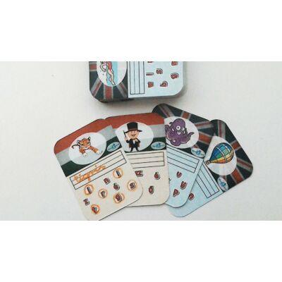 Betűző - kártyacsomag