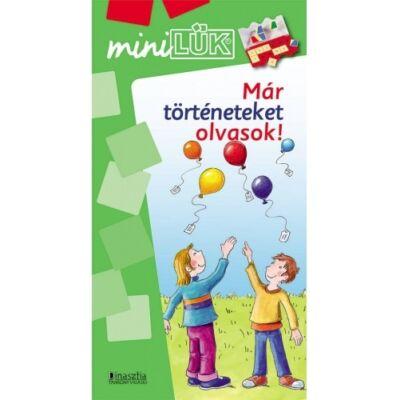 Mini LÜK füzet - Már történeteket olvasok!
