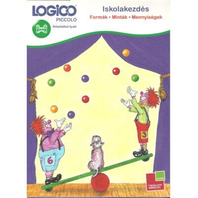 Logico Piccolo - Formák, Minták, Mennyiségek
