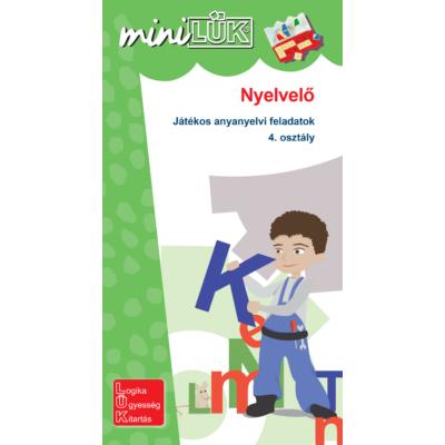 Mini LÜK füzet - Nyelvelõ 4. osztály
