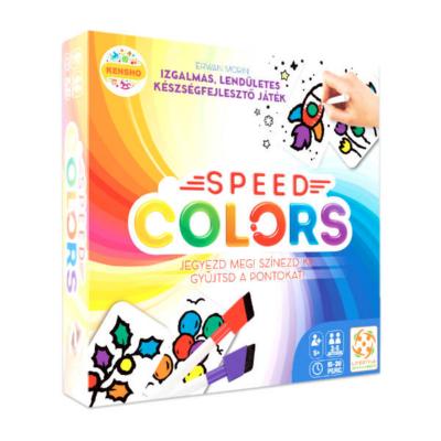 Speed Colors - társasjáték