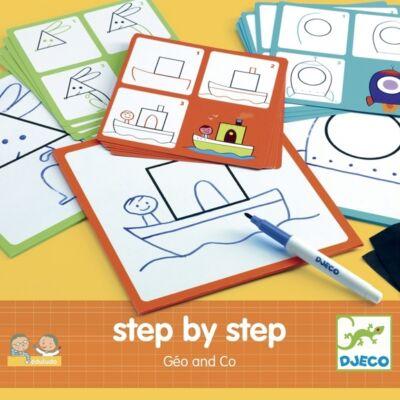 Rajzolás lépésről lépésre - Alapformák