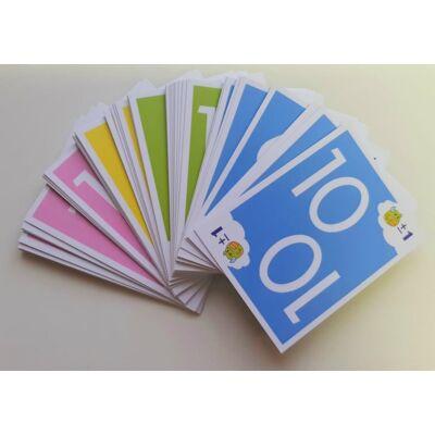 Számfaló - kártyajáték