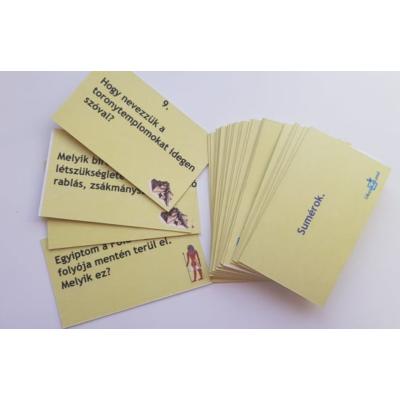 Tanulókártya - Történelem - Ókori Kelet